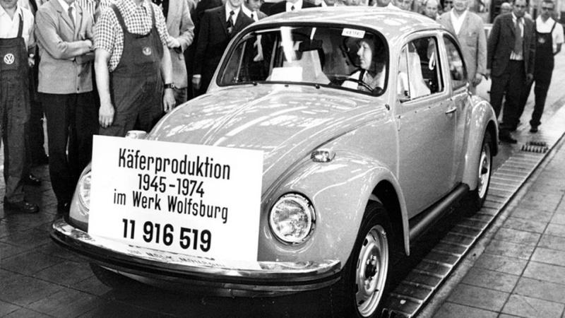 Los últimos escarabajos fabricados... 74wob10