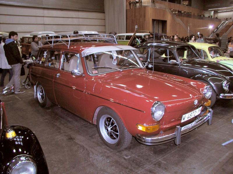 Fotos Concentración Volkswagen en el BEC - Nov 2011 P1010042