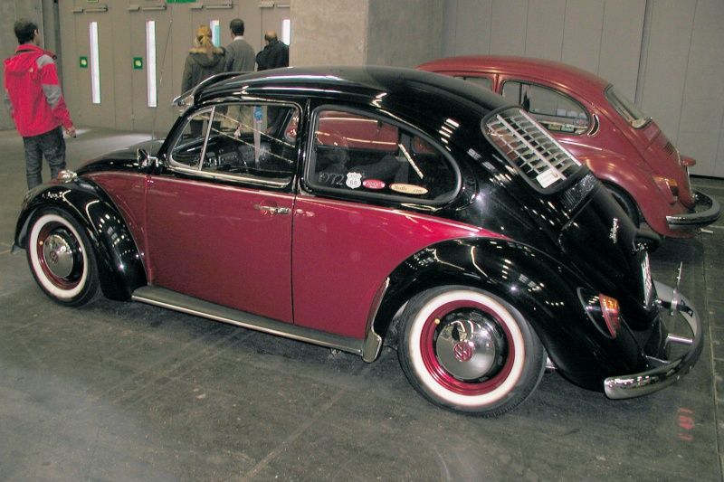Fotos Concentración Volkswagen en el BEC - Nov 2011 P1010071