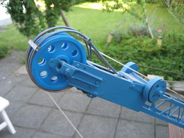 Menck M154 Seilbagger 1:16 M1544010