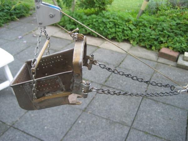 Menck M154 Seilbagger 1:16 M1544014