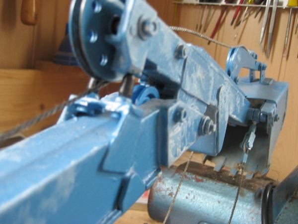 Menck M90  Seilbagger in 1:16 M9030910
