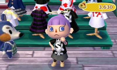 SCANDAL Animal Crossing QR Designs Hni_0011