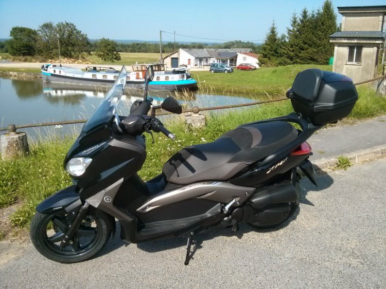 Xmax 125 ABS Business 20140714