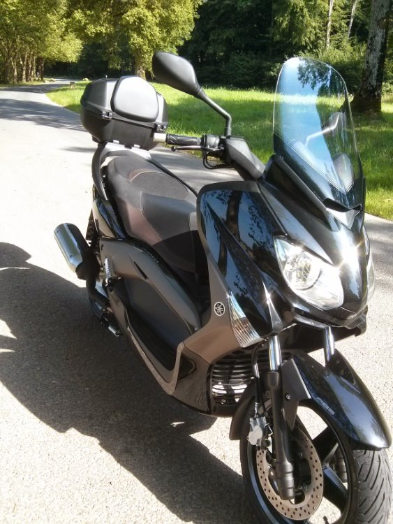 Xmax 125 ABS Business 20140716