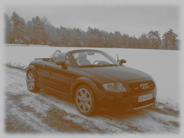 Forum Audi TT: Mecanique, Entretien, Diagnostique, Rencontre - Portail Chris310