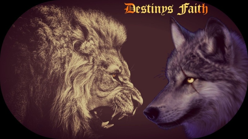 Destiny's Faith - Lion and wolf RPG [LB] Advert12