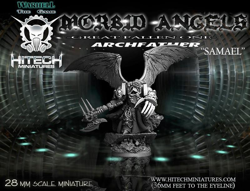 "Hitech Miniatures ""Samael"" Archfa11"