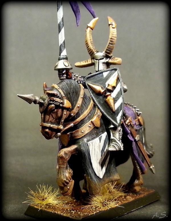 "Warhammer ""Bretonischer Ritter"" K800_211"