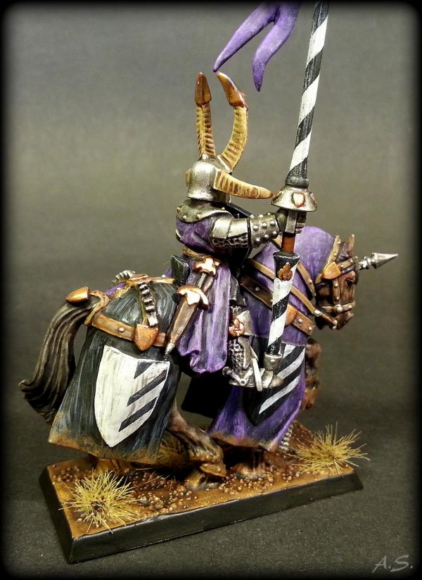 "Warhammer ""Bretonischer Ritter"" K800_214"