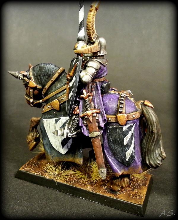 "Warhammer ""Bretonischer Ritter"" K800_215"