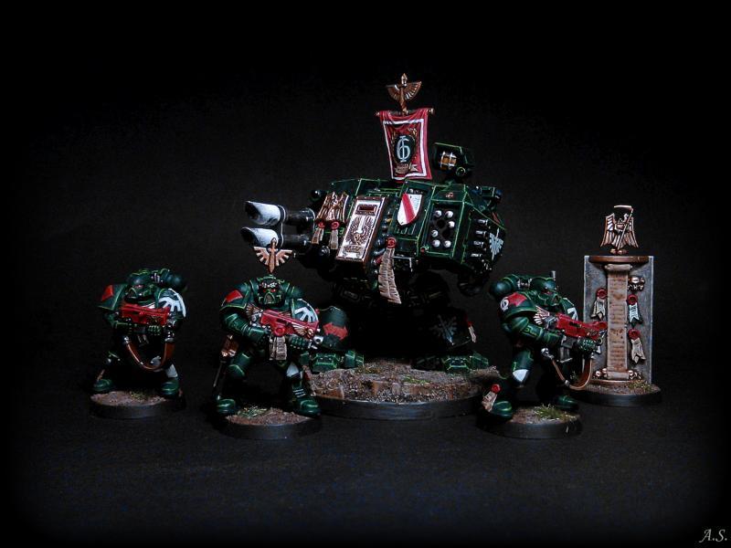 """Warhammer 40K """"Sammlung"""" K800_d52"""