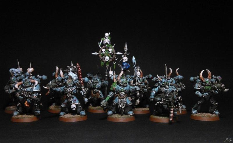 """Warhammer 40K """"Sammlung"""" K800_d54"""
