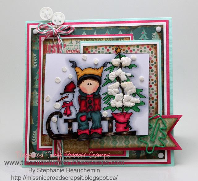 Une carte de Noël en 2 temps, 3 mouvements! Img_4510