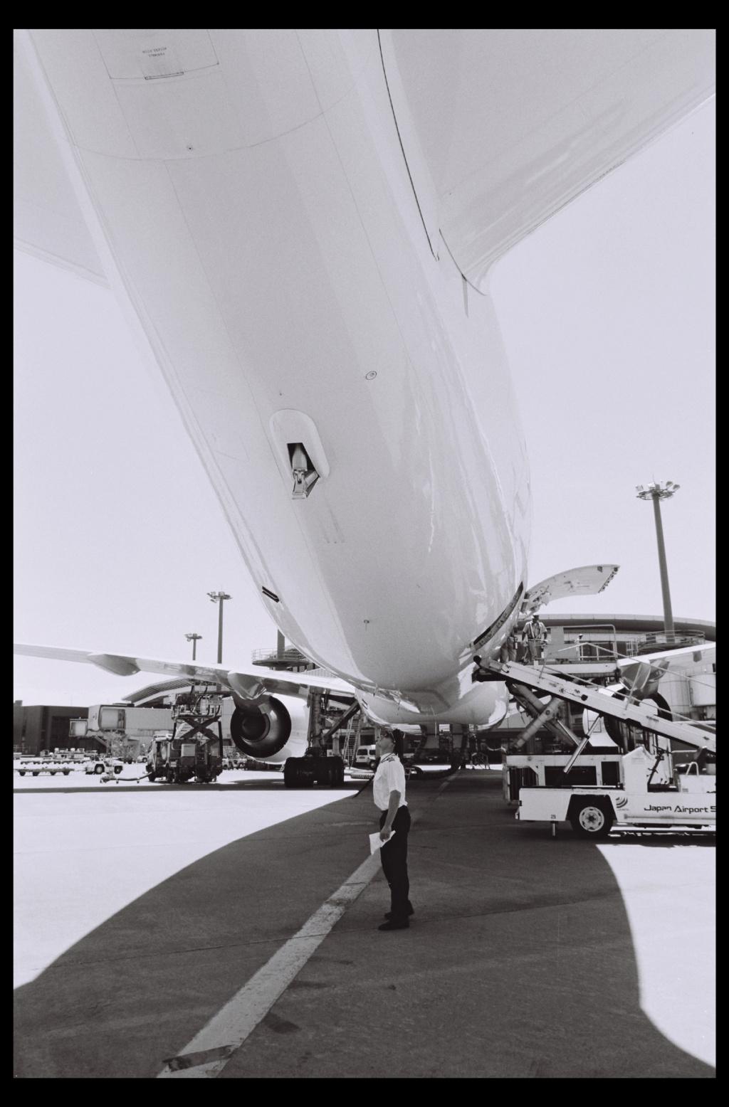Pilote de Lignes sur B777 01110
