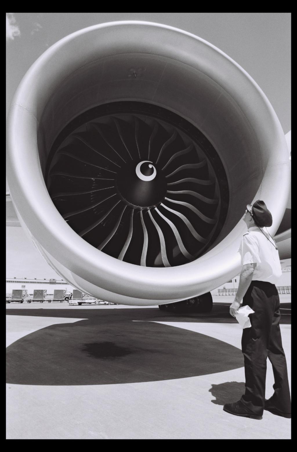Pilote de Lignes sur B777 01210