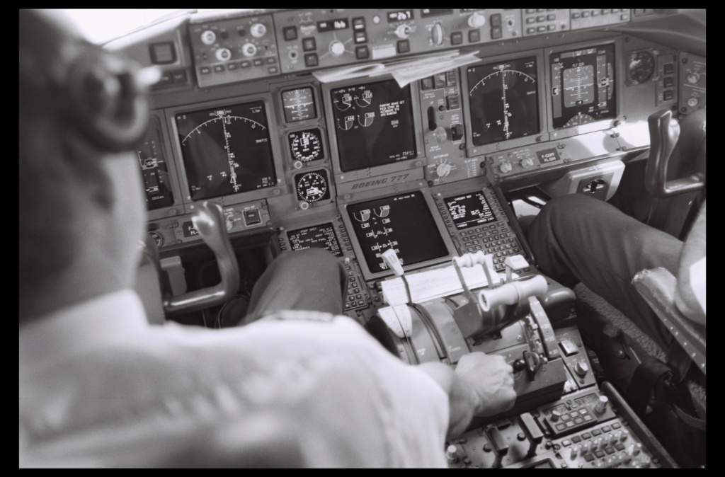 Pilote de Lignes sur B777 02110