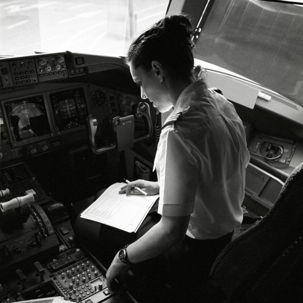 Pilote de Lignes sur B777 03110