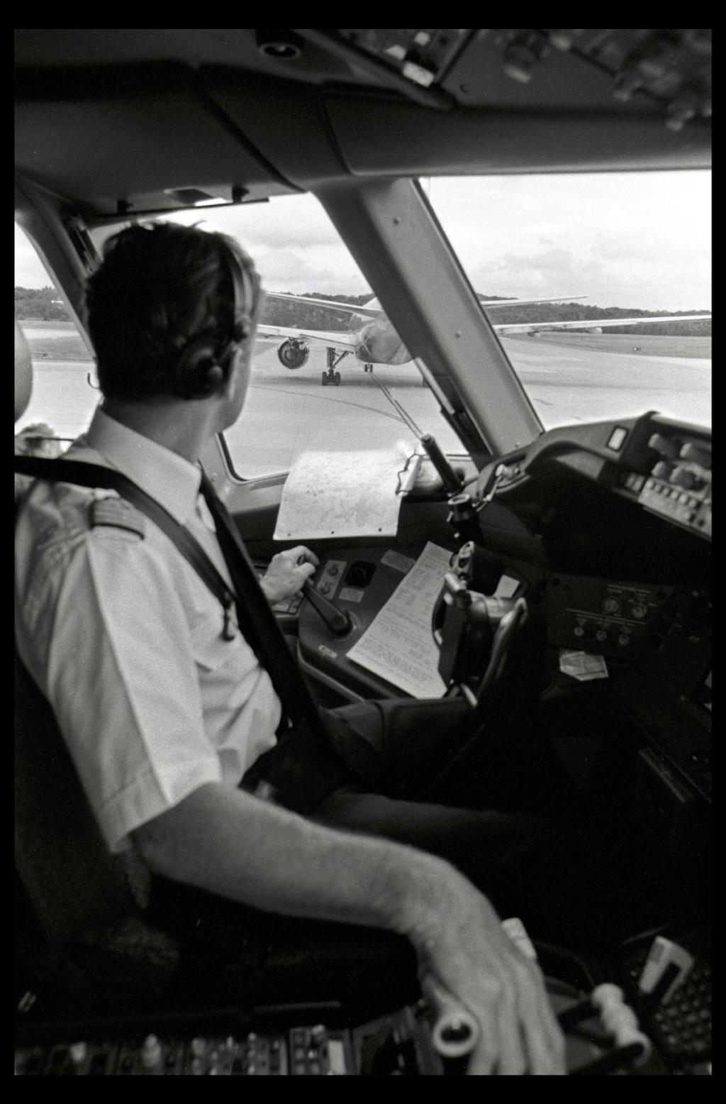 Pilote de Lignes sur B777 03710