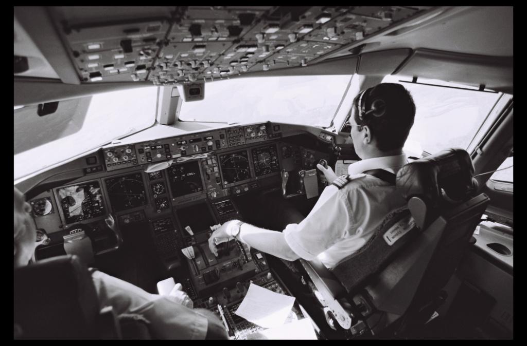 Pilote de Lignes sur B777 09410