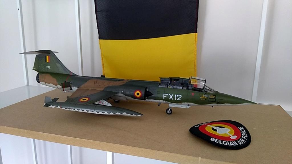 Loockheed F-104 STARFIGHTER Belgian Air Force 379e7210