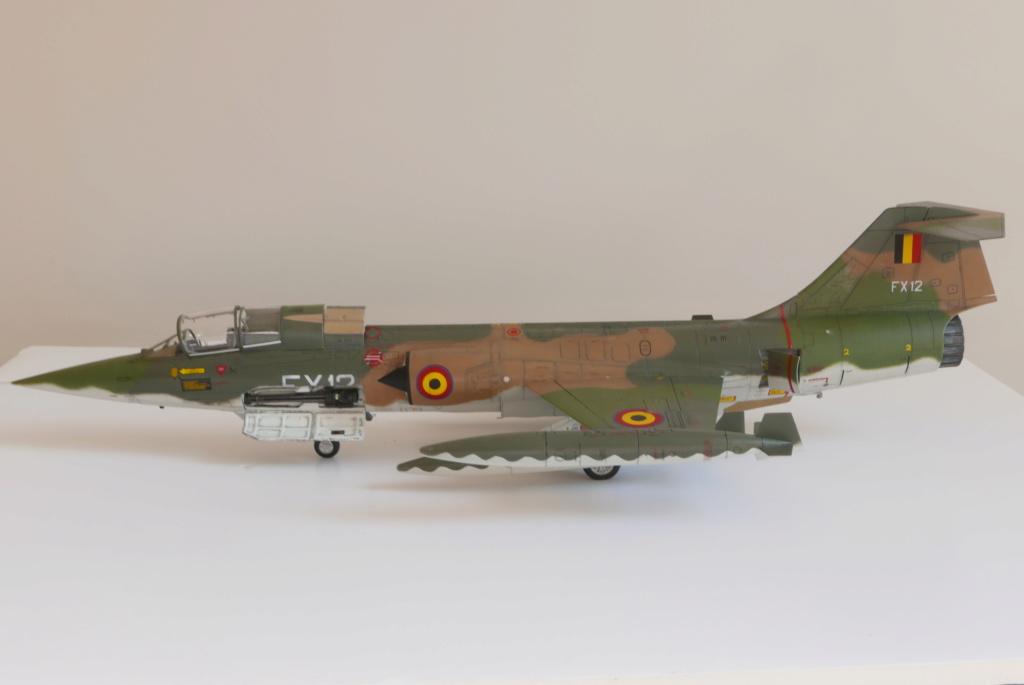 Loockheed F-104 STARFIGHTER Belgian Air Force P1040218