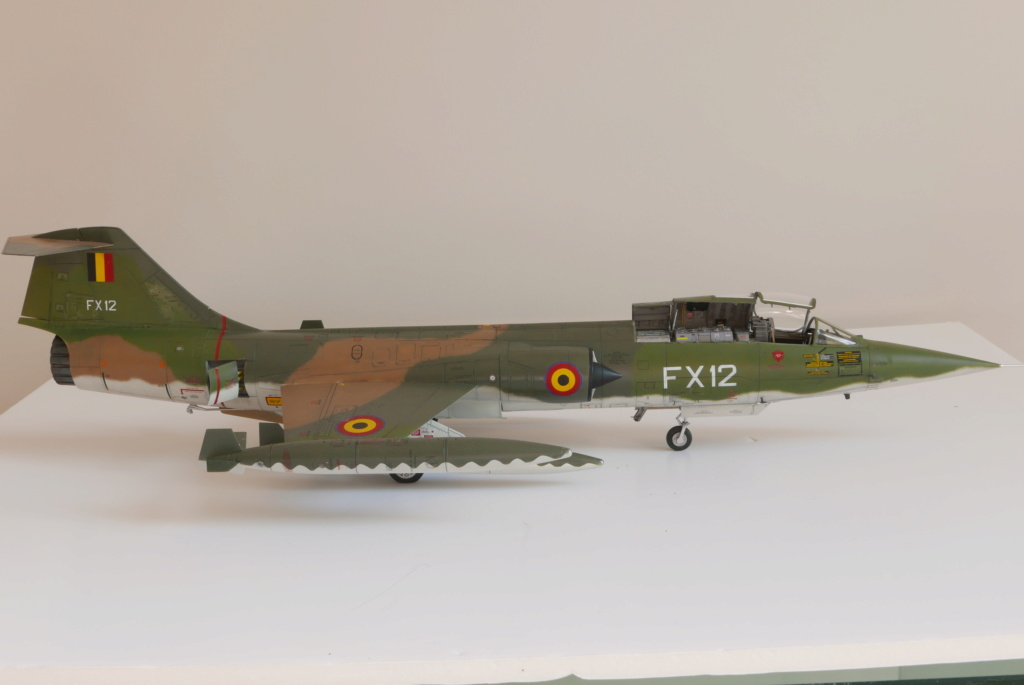 Loockheed F-104 STARFIGHTER Belgian Air Force P1040219
