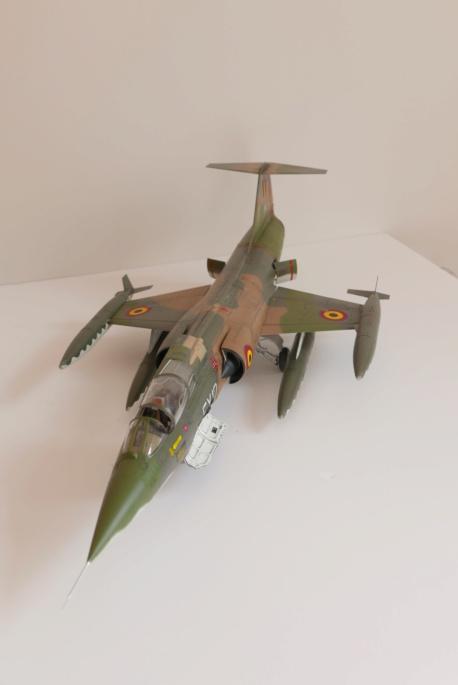 Loockheed F-104 STARFIGHTER Belgian Air Force P1040221
