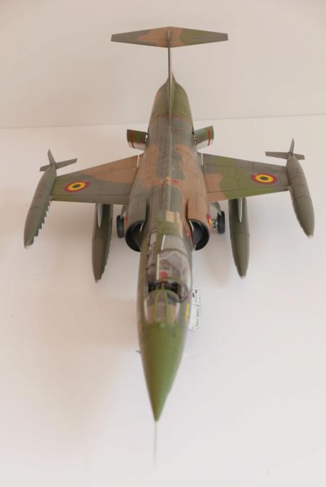 Loockheed F-104 STARFIGHTER Belgian Air Force P1040222