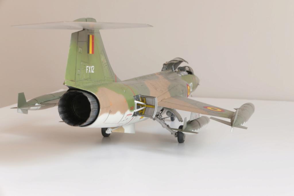 Loockheed F-104 STARFIGHTER Belgian Air Force P1040223