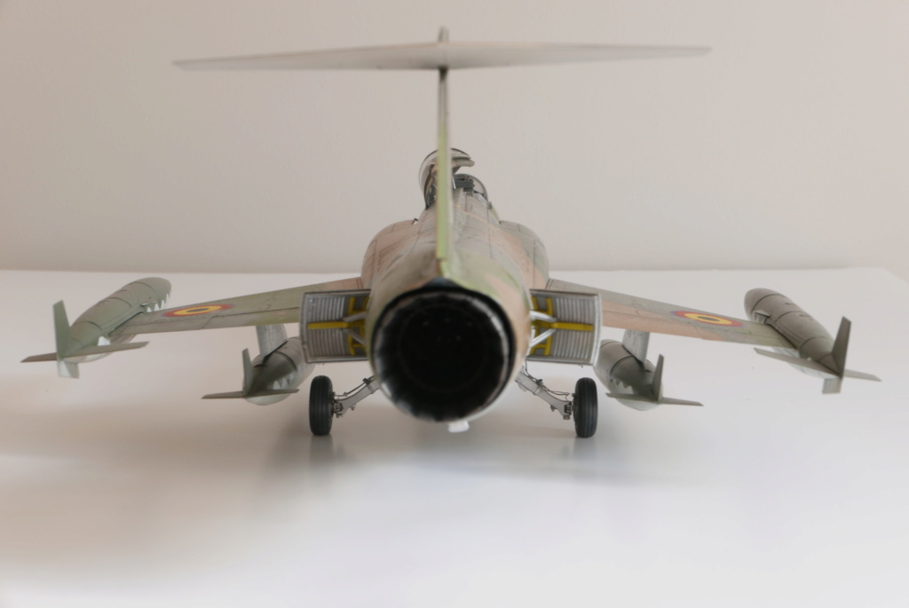 Loockheed F-104 STARFIGHTER Belgian Air Force P1040224