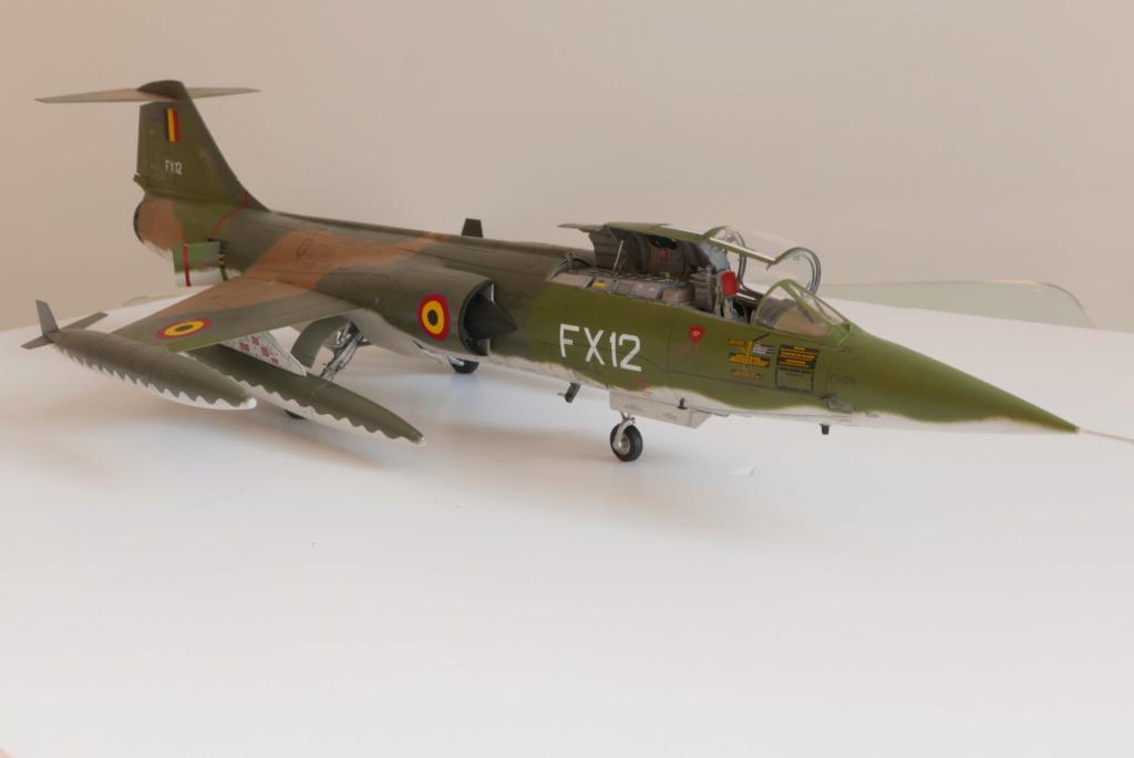 Loockheed F-104 STARFIGHTER Belgian Air Force P1040225