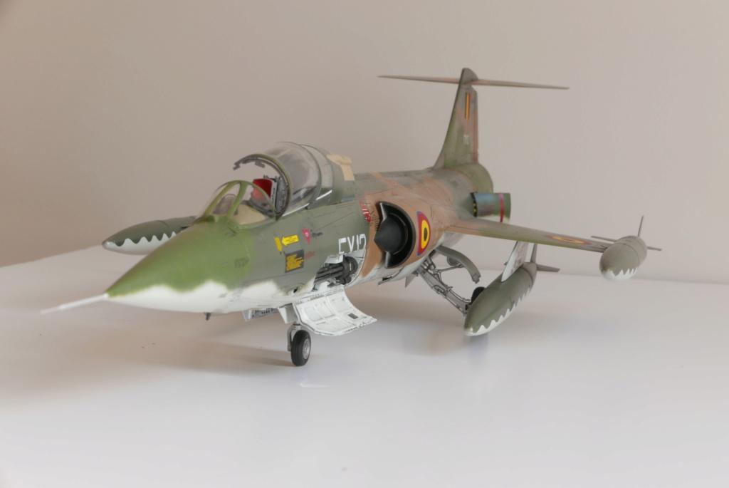Loockheed F-104 STARFIGHTER Belgian Air Force P1040226