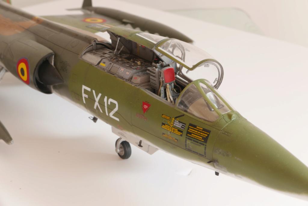 Loockheed F-104 STARFIGHTER Belgian Air Force P1040227