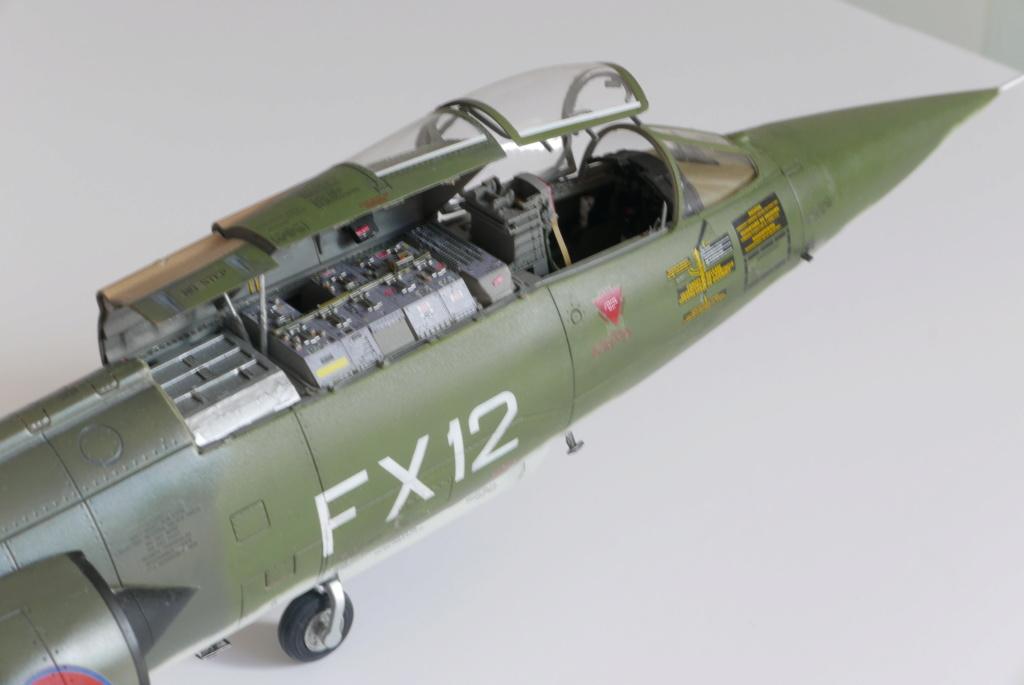 Loockheed F-104 STARFIGHTER Belgian Air Force P1040228