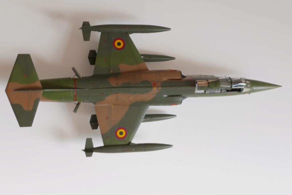 Loockheed F-104 STARFIGHTER Belgian Air Force P1040229