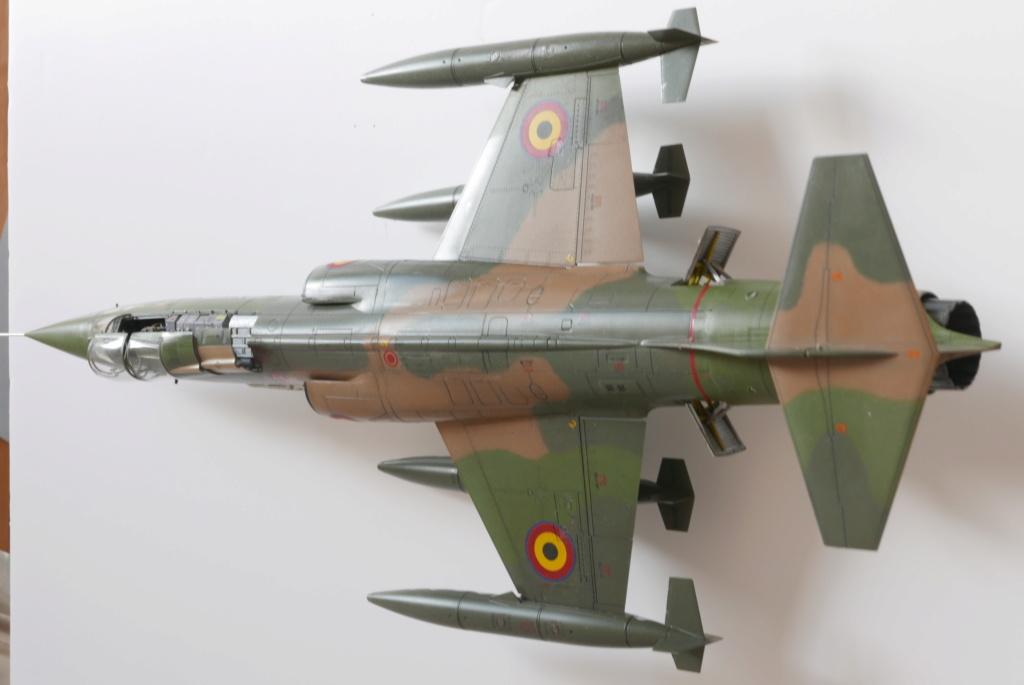 Loockheed F-104 STARFIGHTER Belgian Air Force P1040230