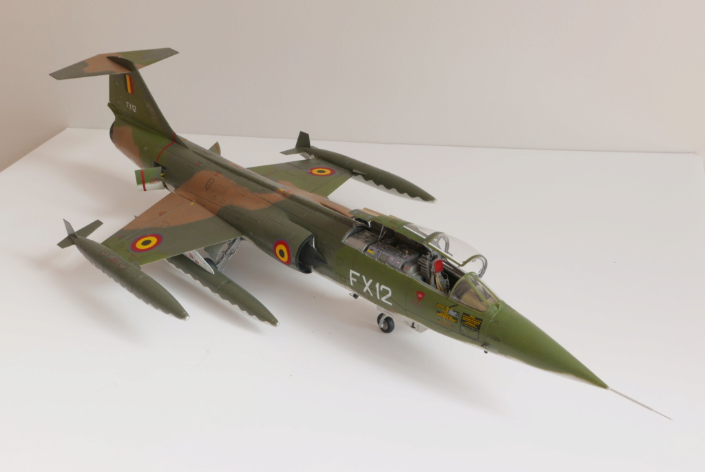Loockheed F-104 STARFIGHTER Belgian Air Force P1040310