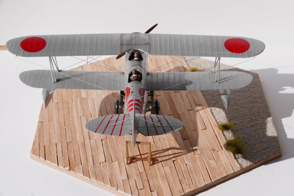 Nakajima E8N Type 95 DAVE P1040813