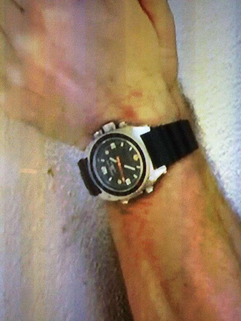 """La montre de """"G"""" G10"""