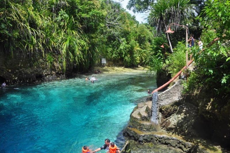 The Hinatuan River, une rivière enchantée aux Philippines 1141