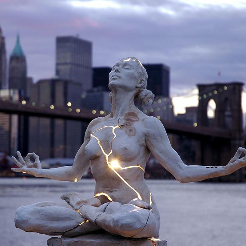 24 statues incroyablement créatives autour du monde 1347