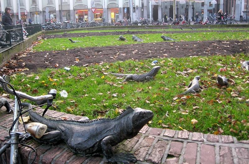 24 statues incroyablement créatives autour du monde 1364