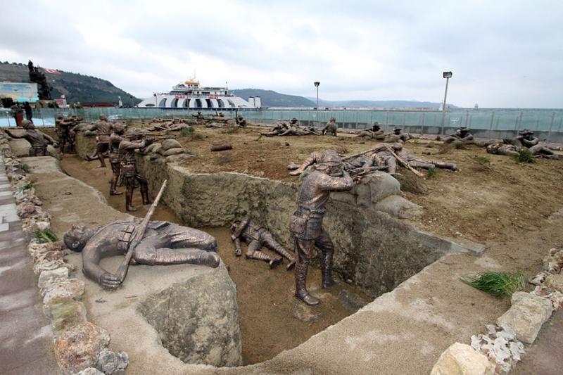 24 statues incroyablement créatives autour du monde 1366