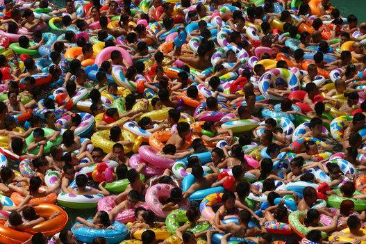 Voici le parc aquatique le plus fréquenté du monde, en Chine 1436