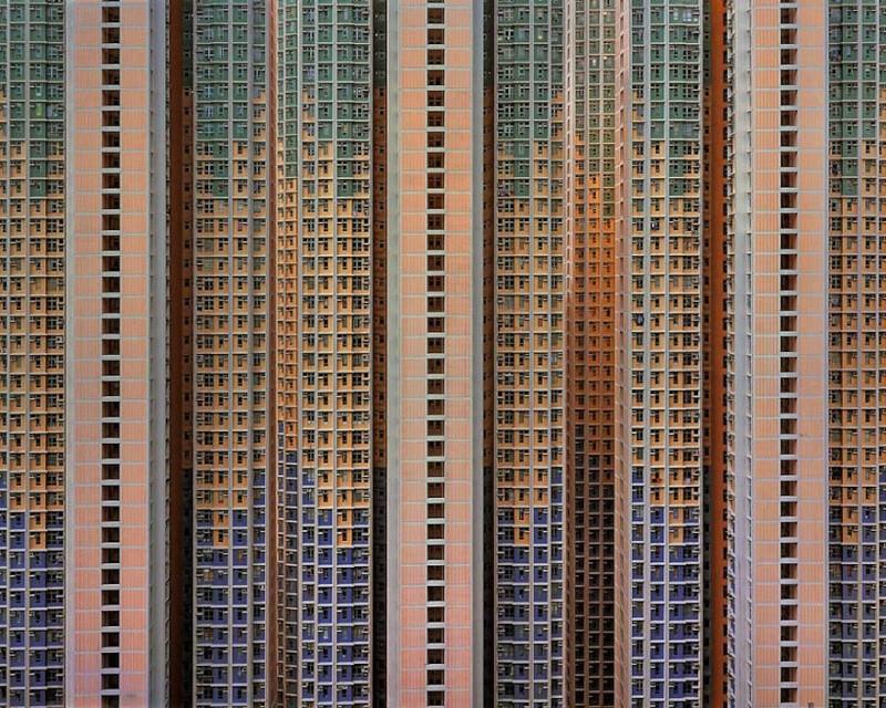 Il photographie la densité architecturale de Hong Kong, un p 453