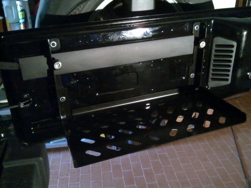 Tavolino Rock's 4x4 1111