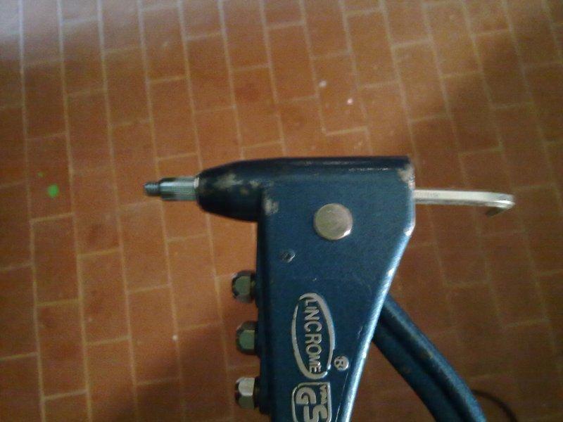 Tavolino Rock's 4x4 810
