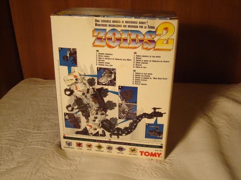 robot zoids 2 zoidzilla nuovo mai assemblato Dsc09711