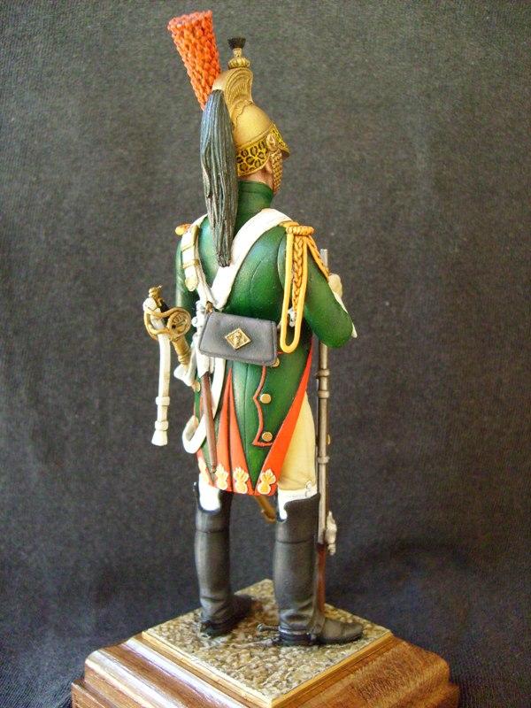 vitrine birdy131 (Ier empire 54 et 90 mm & 14/18 ) Officier de la Jeune Garde (MM) - Page 3 S7301918